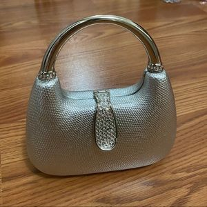 Handbags - Mini hard shell party bag